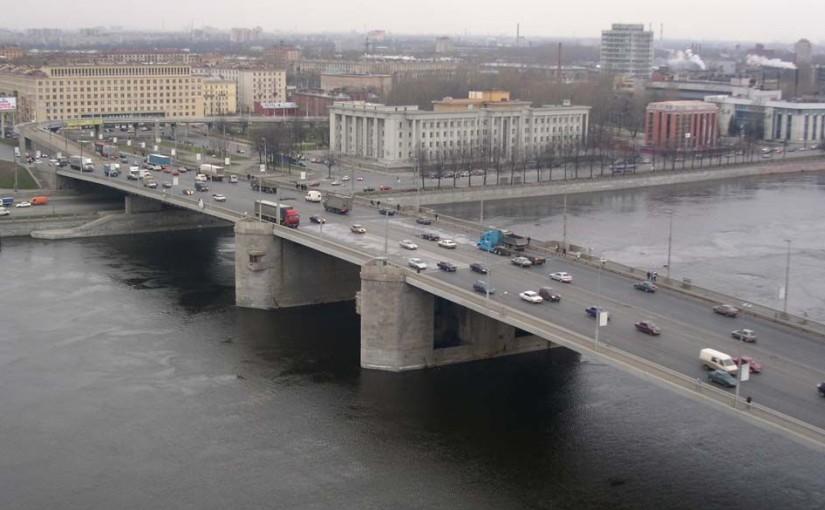 Левобережная часть Невского района